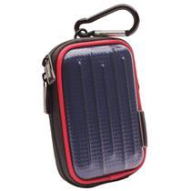 Case para camera digital azul/vermelha 60783-2 - Maxprint