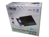 Case para DVD Slim Portatil USB Notebook e Desktop D2 - Asus