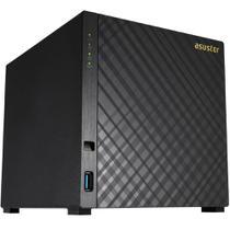Case Para HD Asustor Nas Storage Torre 4 Baias Sem Disco  AS3104T -