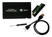 Case Para Hd Externo 2.5 Sata Notebook Usb 2.0 - Box 7