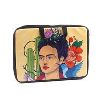 """Case para Notebook 15,6"""" Frida Kahlo Pés para Que os Quero - Logo Art"""