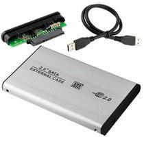 Case Para Notebook Sata HD Externo 2,5 USB 2.0 - Lxshop