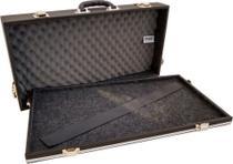 Case Para Pedais Pedaleira Zoom Boss Preta 70x40x10cm - Fama