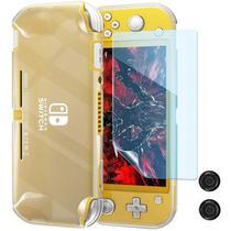 Case Protetor Nintendo Switch Lite + Película + Thumb - Oivo/T&Z