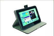 """CASE SUNFIRE PARA TABLET Samsung 7""""- Compatível com os modelos P3100 / 3110  PRETO -"""