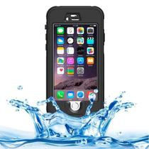Case Waterproof Iphone 6 Plus com Toutch ID IP68 capa à prova dágua - Willhq