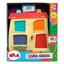 Casinha Animada Sonora - Elka -