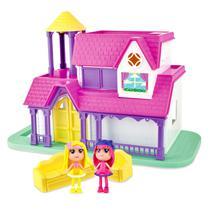 Casinha De Boneca Infantil Beauty Girls Homeplay - Xplast -