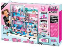 Casinha de Boneca Lol Surprise House  - Candide