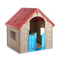 Casinha de Brinquedo Infantil Dobrável Keter -