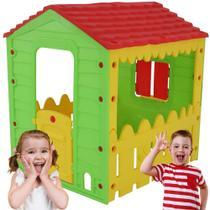 Casinha de Brinquedo Infantil Fazendinha My Little Farm para Crianças BELFIX - Bel Fix