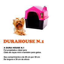 Casinha De Cachorro Plastica N:01 - DURAHOUSE
