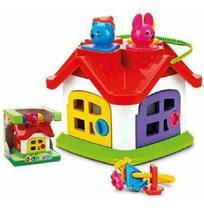 Casinha Didática Montessori - Poliplac