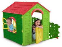 Casinha Dobrável para Crianças  Colorida My Garden Keter -