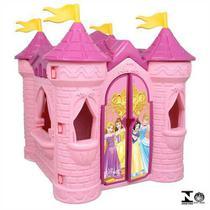 Casinha Infantil Castelo Das Princesas Disney - Xalingo -