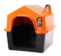 Casinha Para Cães Com Chaminé DuraHouse N.01 - Durapets