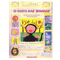 Caso das bananas, o - Brinque Book