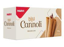 Casquinha biju cannoli marvi 195g - cx 30un - MARVI PROFESSIONAL
