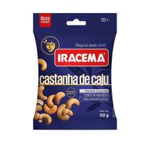 Castanha Caju Iracema 50g Embalagem c/ 12 Unidades - Extra Power