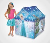 Castelo Casinha Infantil Barraca Frozen - Lider -
