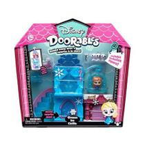 Castelo de Gelo de Frozen - Doorables Disney  - Dtc 5085 -