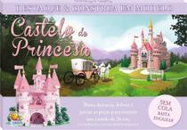 Castelo de princesa: Col. Destaque e construa um modelo - Todolivro