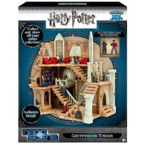 Castelo Harry Potter Gryffindor Tower Jada Metal -
