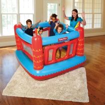 Castelo Pula-Pula Inflável - Grande - Fisher-Price - Fisher price