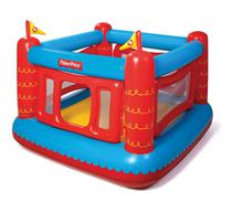 Castelo Pula-Pula Inflável Grande Fisher Price - Fisher-price