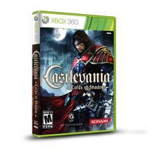 Castlevania: Lords Of Shadows - Xbox 360 - Jogo