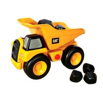 Cat Pre-School - Rumble and Dump Truck - DTC -