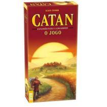 Catan - 5 e 6 jogadores - Expansão - Devir