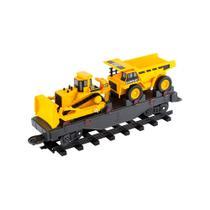 Caterpillar Construction Express Train - DTC -