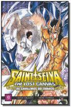 Cavaleiros do zodiaco - lost canvas especial-vol.9 - Jbc