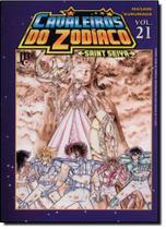 Cavaleiros do Zodíaco Saint Seiya - Vol.21 - Jbc -