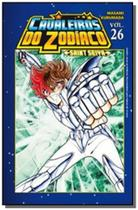 Cavaleiros do zodiaco saint seiya   vol 26 - Jbc