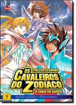 Cavaleiros do Zodíaco the Lost Canvas, Os: a Saga de Hades - Vol.7 - Jbc -