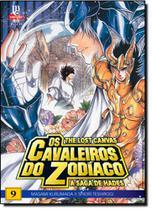 Cavaleiros do Zodíaco the Lost Canvas, Os: a Saga de Hades - Vol.9 - Jbc -
