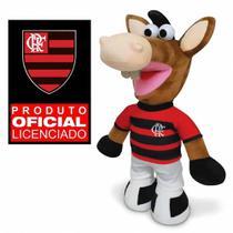 Cavalinho do Flamengo Oficial Cavalinhos do Fantastico 40Cm - Cks
