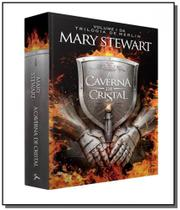 Caverna de cristal, a - hunter books -