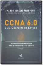 CCNA 6.0 Guia Completo de Estudo - 02Ed/19 - Alta books