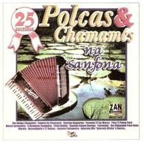 CD 25 Sucessos- Polcas  Chamamés na Sanfona - Diamond