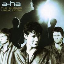 Cd A-ha The Singles - 1984 / 2004 - Warner