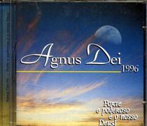 CD Agnus Dei - 1996 - Armazem