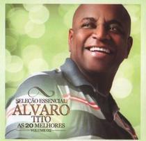CD Álvaro Tito - As 20 Melhores Vol II - Diamond