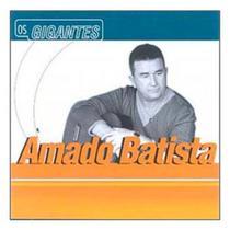 CD Amado Batista - Os Gigantes - Warner