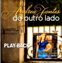 CD Andrea Fontes Do outro lado (Play-Back) - Mk music