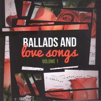 CD Ballads And Love Songs Volume 01 - Diamond