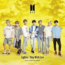 CD BTS - Lights / Boy With Luv - ImportadoCD BTS - Lights / Boy With Luv - Limited Edition A (CD/DVD) - Importado -