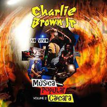 CD Charlie Brown Jr - Musica Popular Caiçara Vol. 2 - Radar